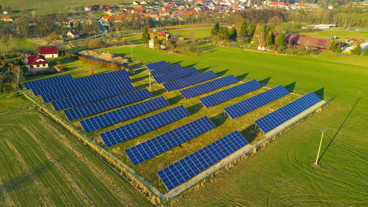 Vláda v pondělí schválila novelu zákona o podporovaných zdrojích energie. Počítá s tím, že takzvané vnitřní výnosové procento bude pro různé obnovitelné zdroje rozdílné.