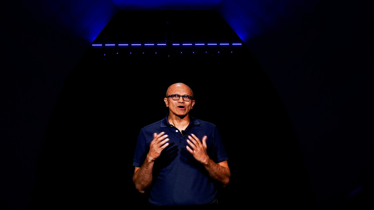 Microsoft v čele s Satyou Nadellem by rád TikTok koupil do15.září, což je termín, který určil Výbor pro zahraniční investice veSpojených státech.