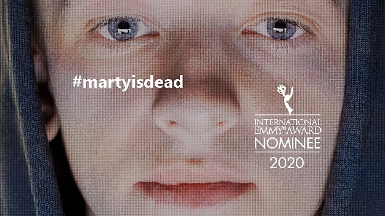 Seriál Marty is dead Emmy cena