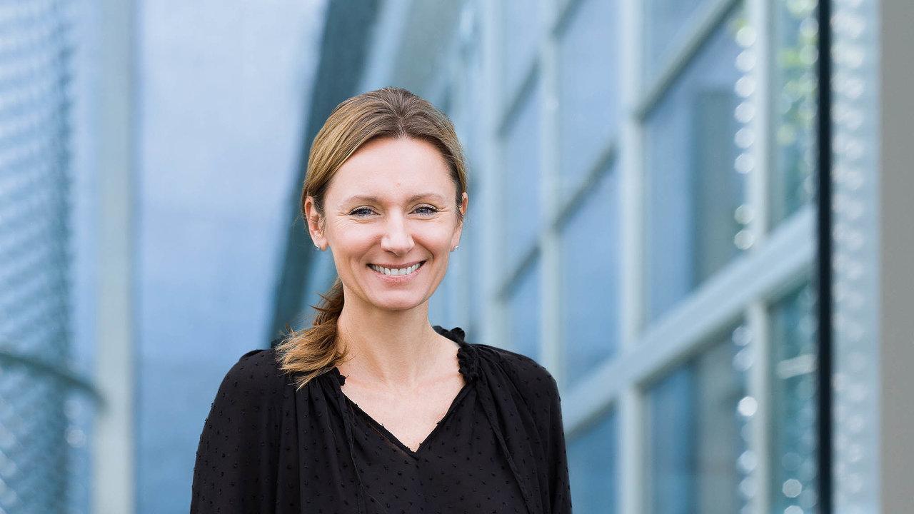 Zuzana Holá, ředitelka korporátní komunikace audržitelnosti, Vodafone Czech Republic