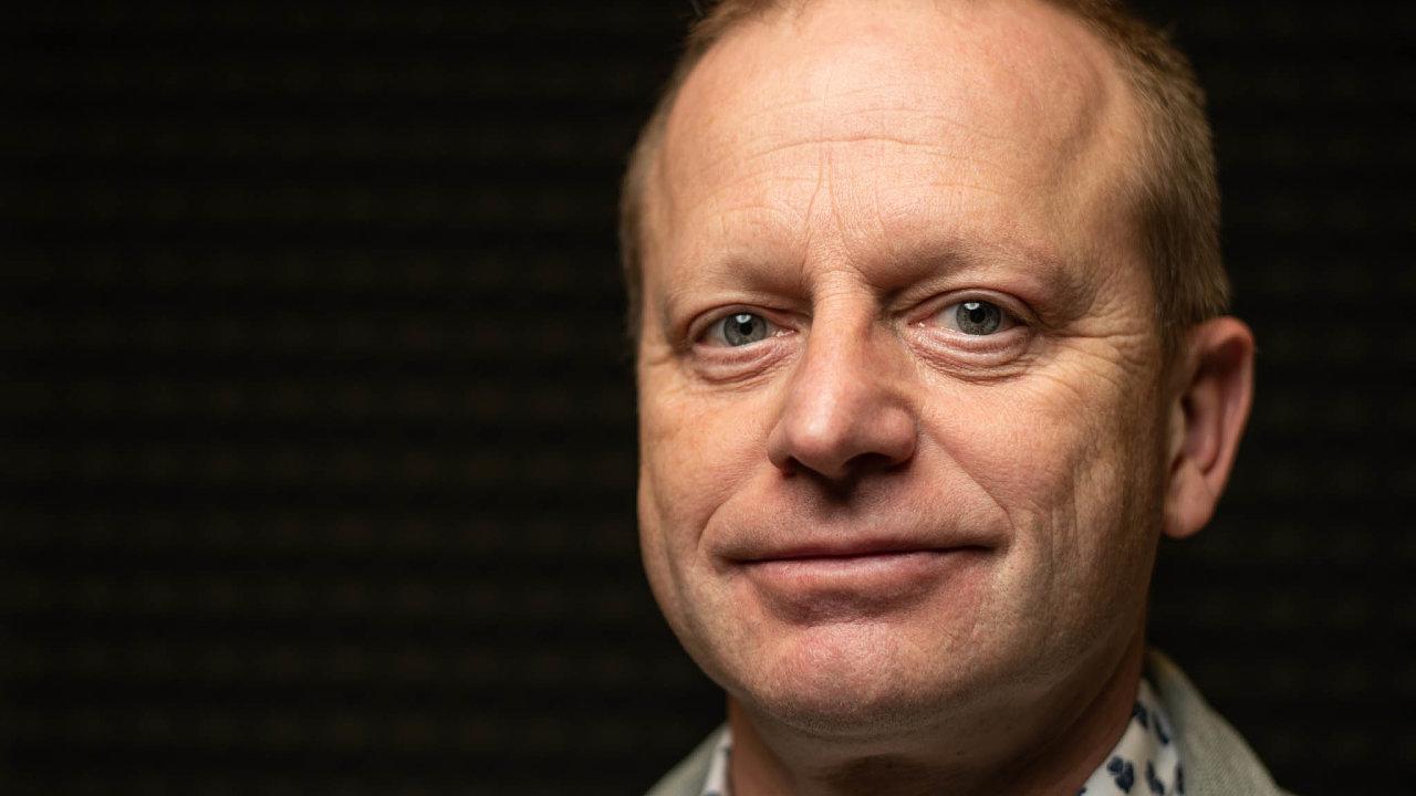 O firmě Advacam a o tom, jak ji svědcem Janem Jakůbkem zakládali, mluvil vHN podcastu Poprvé Jan Sohar.