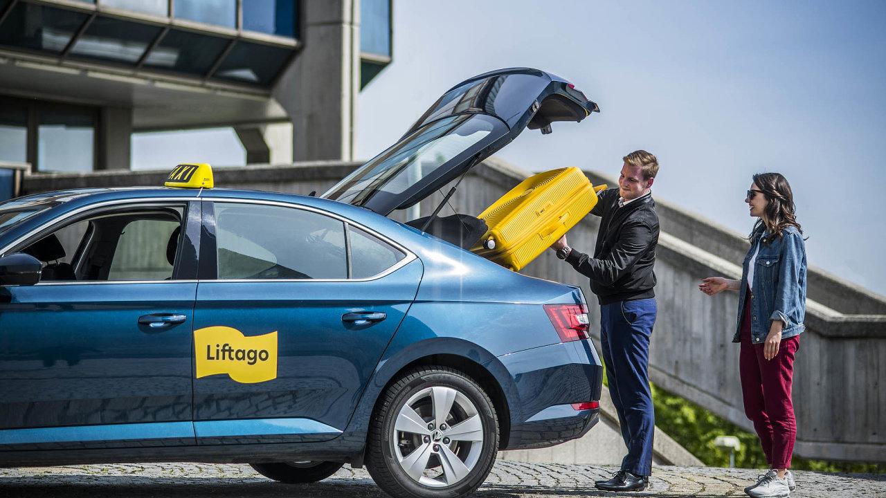 Firma nazkoušku. Vytvořením aplikace Liftago Hausenblas chtěl vědět, zda bude fungovat byznys bez jeho osobní účasti.