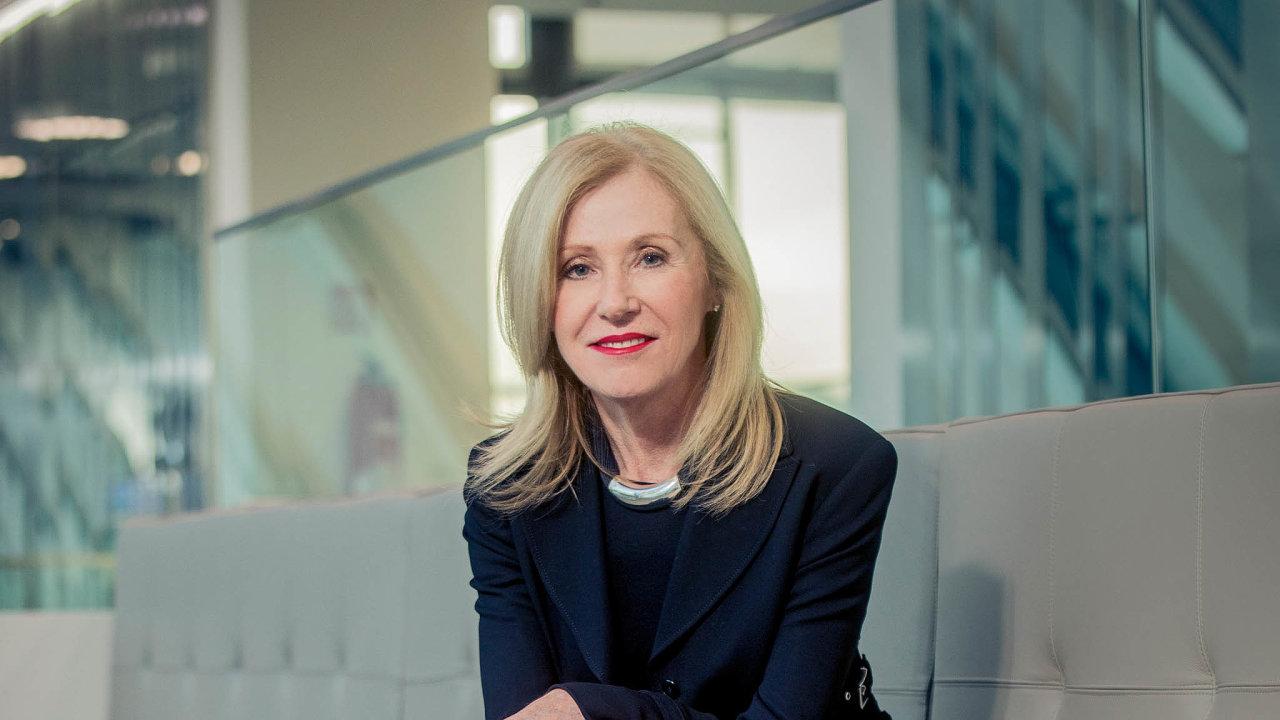 Magdalena Souček, řídící partnerka konzultantské firmy EY pro Česko
