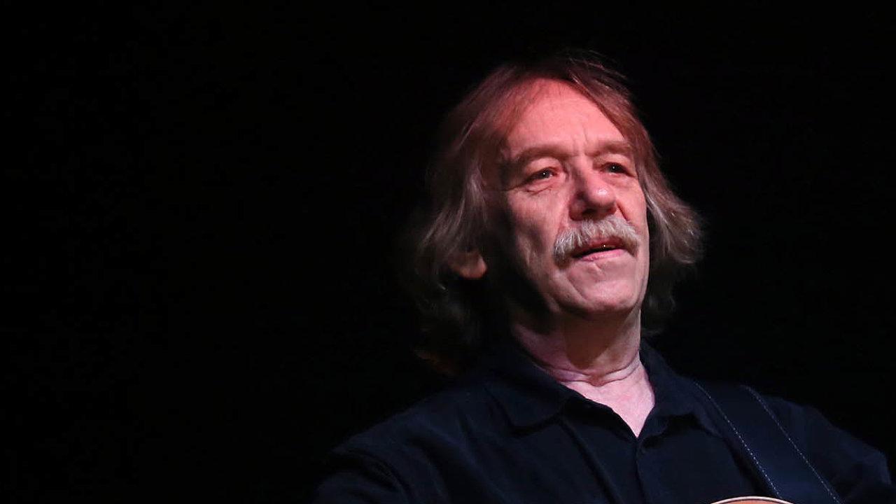 Jaromír Nohavica, básník, který má tu moc, že bude zachráněn.