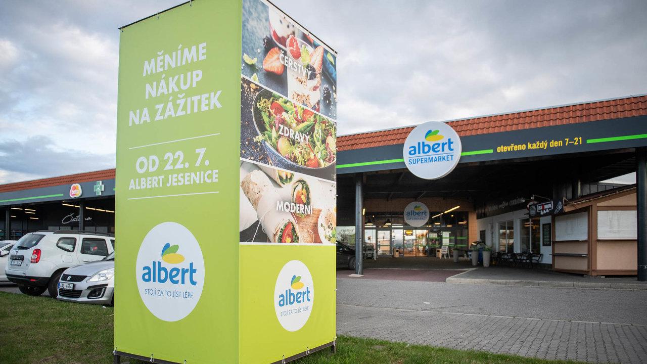 Výsledky hospodaření zapředchozí tři měsíce arovněž celý rok 2020 zveřejní ve středu belgická maloobchodní skupina Ahold, jejíž součástí jsou ivČesku rozšířené prodejny Albert.