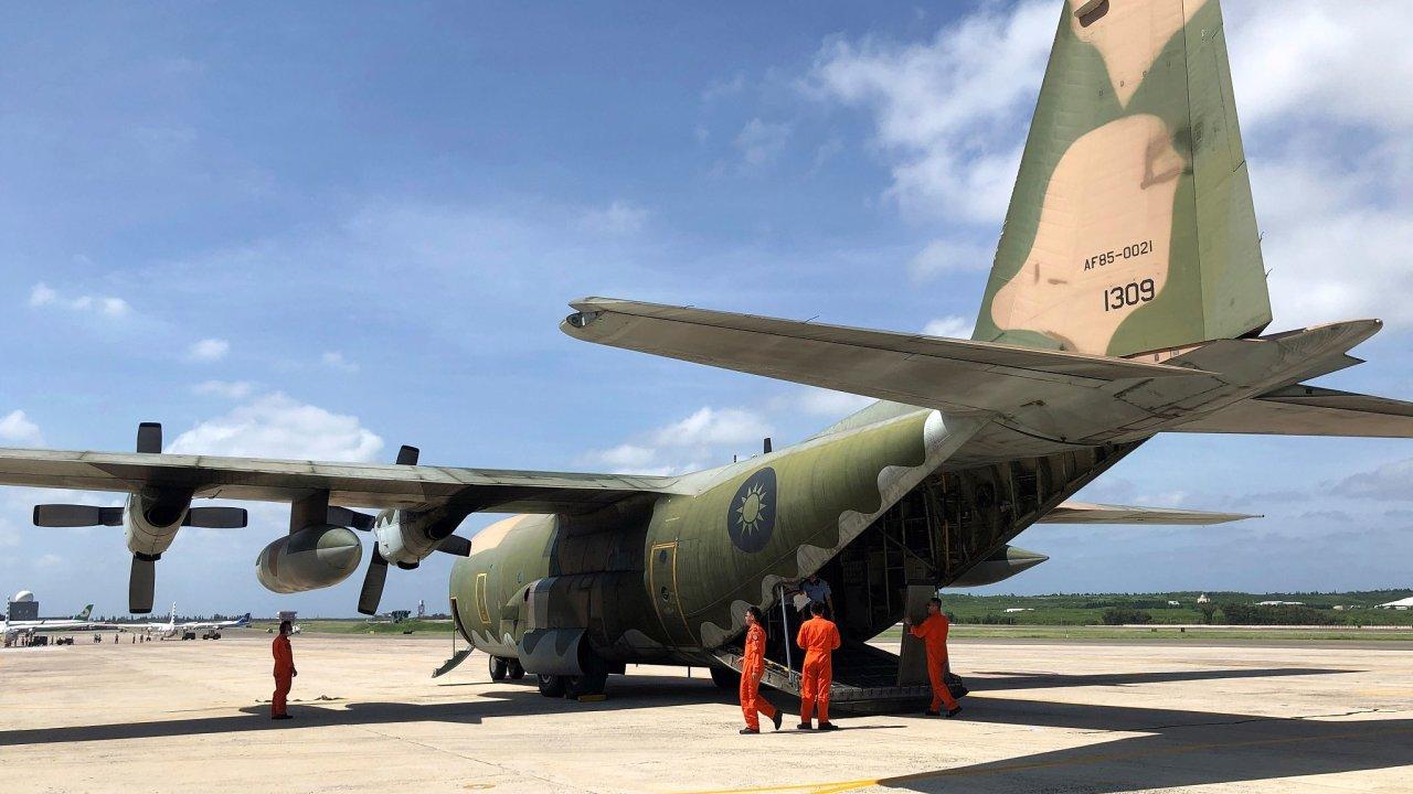 Letoun C-130