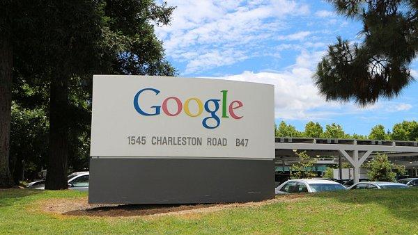 Google Plex - Sídlo Googlu v Mountain View