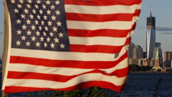 Americk� ekonomika roste