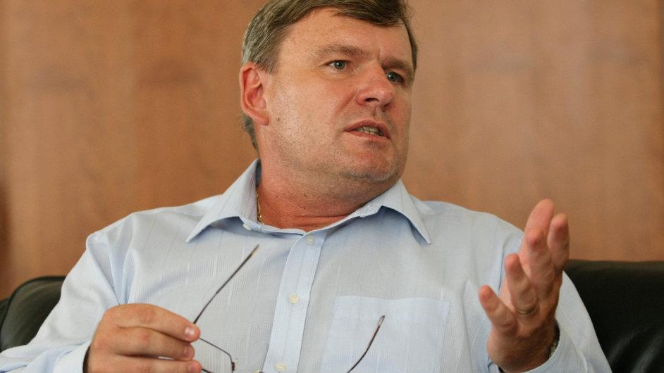 Šéf protikorupční policie Tomáš Martinec
