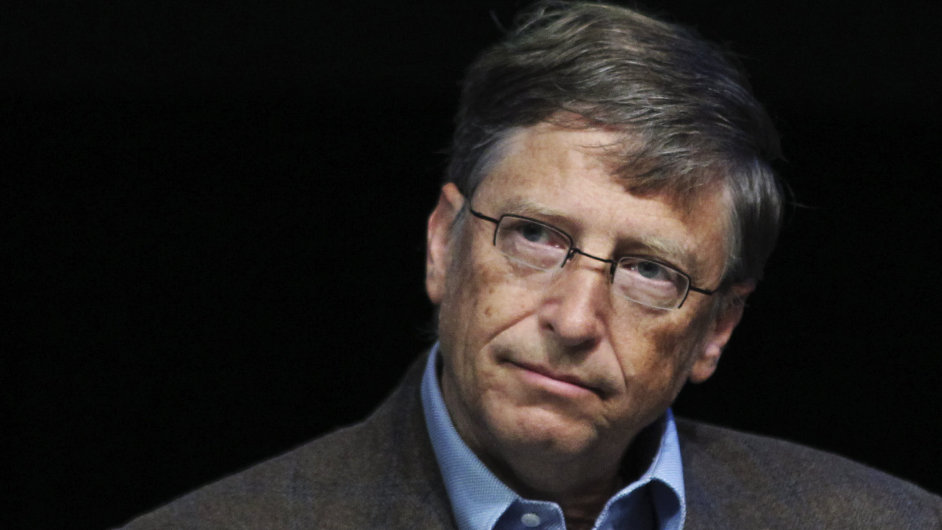I na Billa Gatese už míří výtky akcionářů Microsoftu.