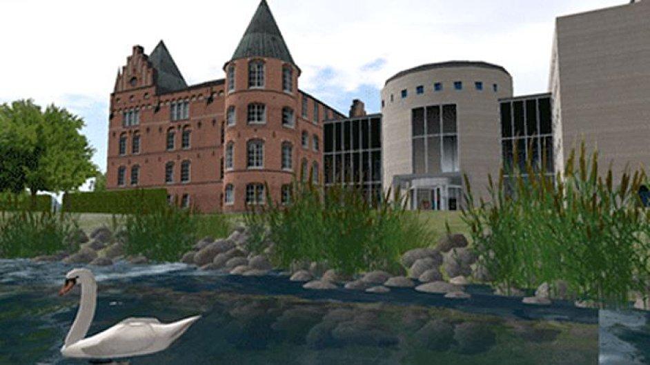 Malmö ve virtuálním světě Second Life