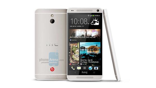 Miniatura HTC One s kódovým označením HTC M4