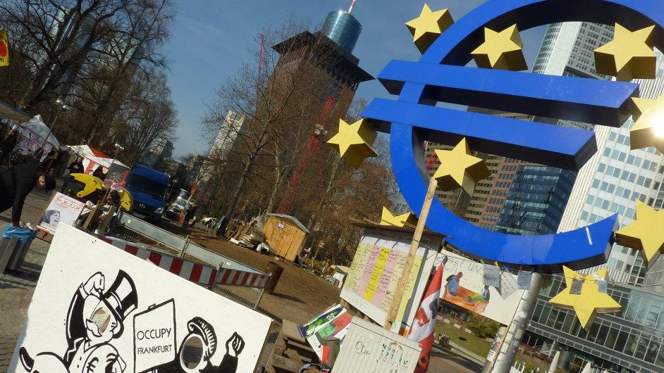 Evropská centrální banka (ECB)