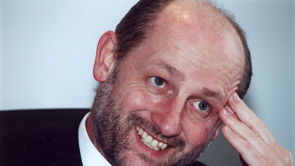 Ministr kultury v demisi Jiří Balvín