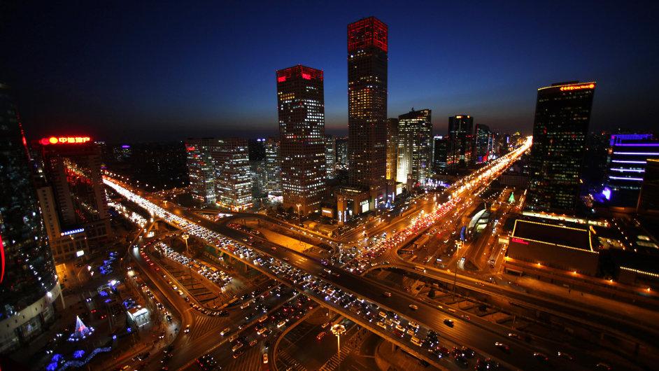 Čína kdysi a dnes