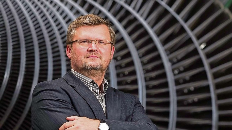 Šéf Doosan Škody Power Jiří Šmondrk