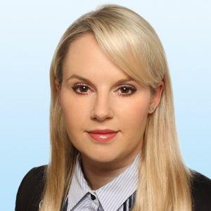 Jana Beeby, specialistka průzkumu trhu a marketingu v Colliers International