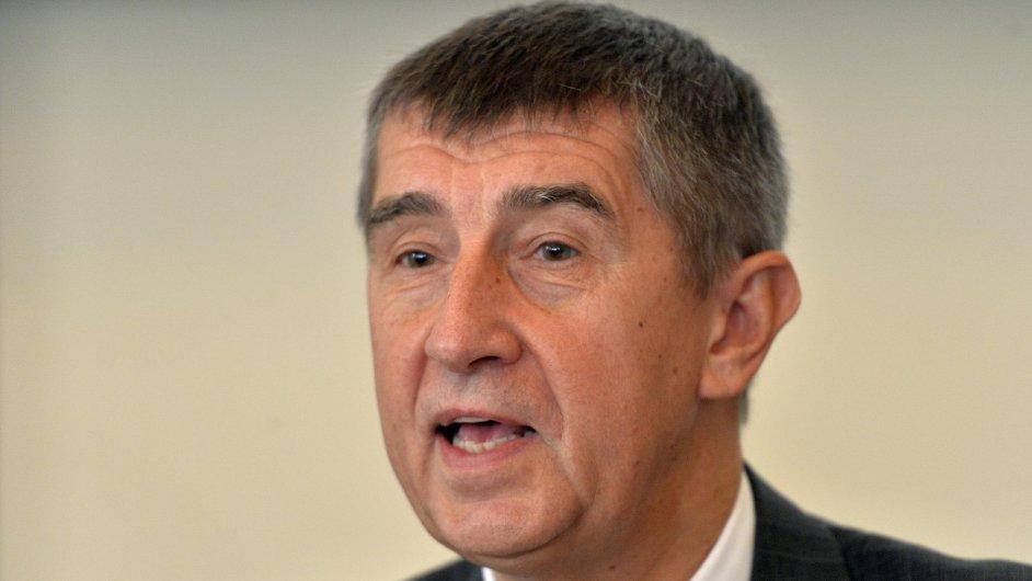 Postaví se do čela pražské kandidátky sám Andrej Babiš?