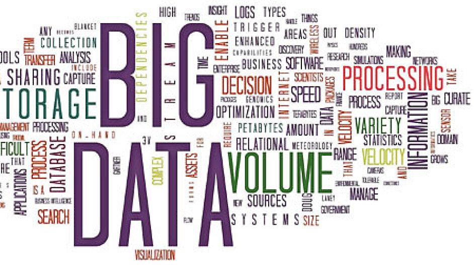 Big DATA, ilustrace