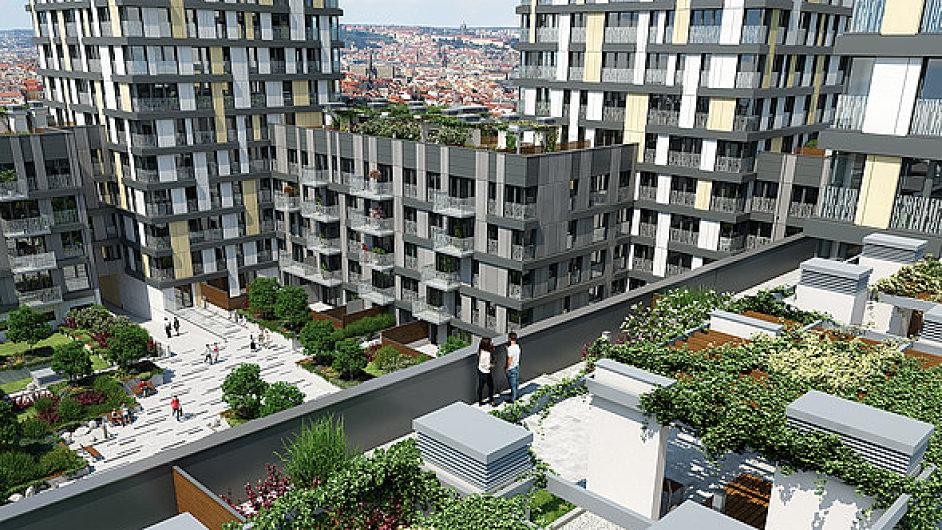 Rezidence Garden Towers