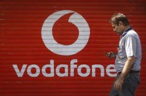 Vodafone v České republice poskytuje služby 3,5 milionu zákazníků - Ilustrační foto.