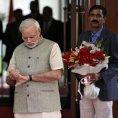 Indick� premi�r N�rendra M�d�