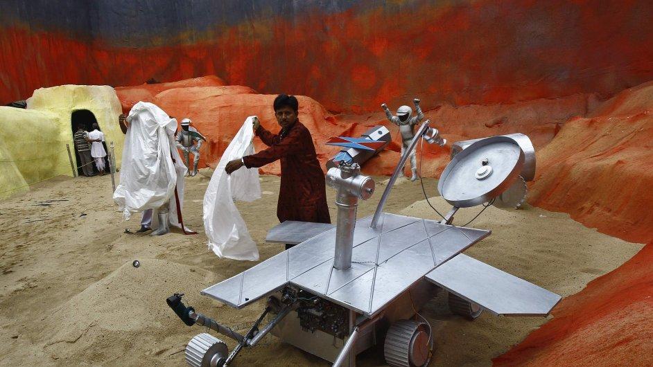 Mars Mission, Kalkata, Indie