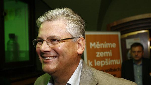 Lídr ČSSD v Praze Miloslav Ludvík
