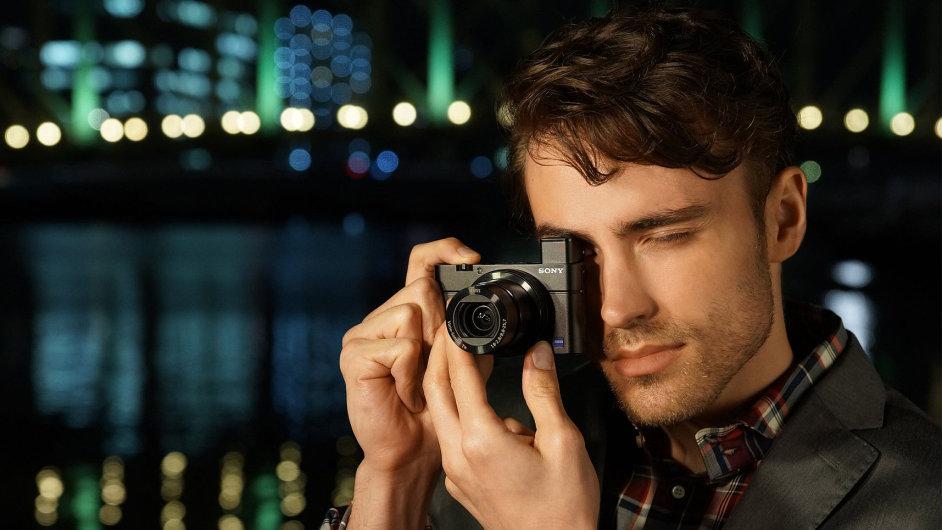 Sony CyberShot RX100 III