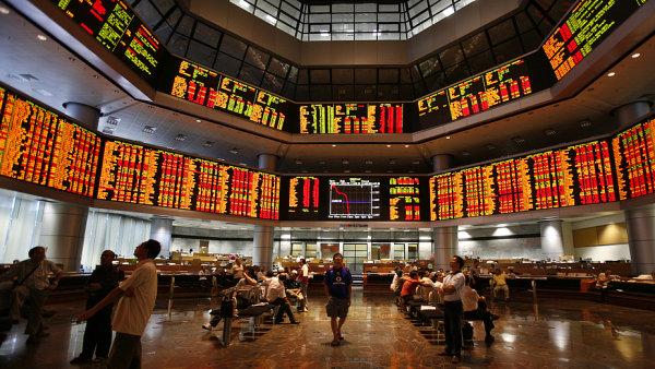 Čínské akcie díky zařazení do indexu MSCI za týden silně vzrostly