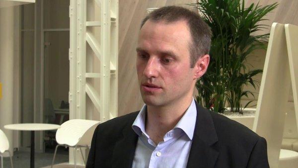 Jiří Čáslavka, analytik centra Glopolis