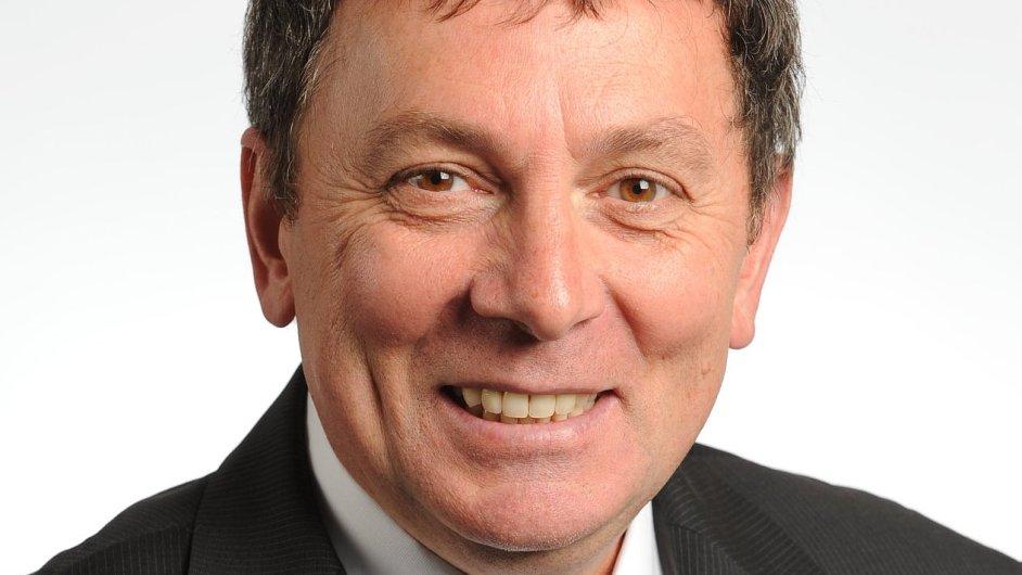 Michel Clement, viceprezident Oracle pro region CEE.