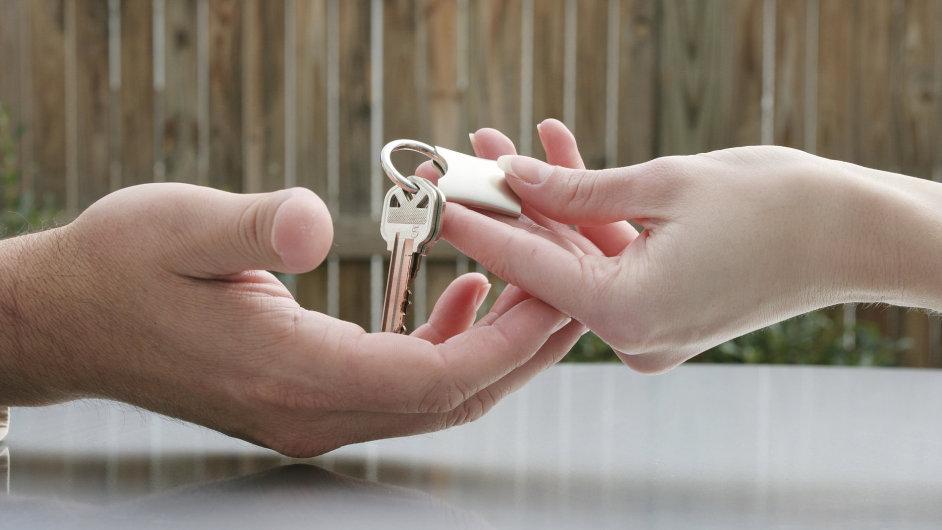 Bydlení, hypotéka, ilustrační foto