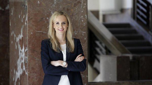 Marie Talašová, ředitelka odboru mezinárodní právní služby Ministerstva financí