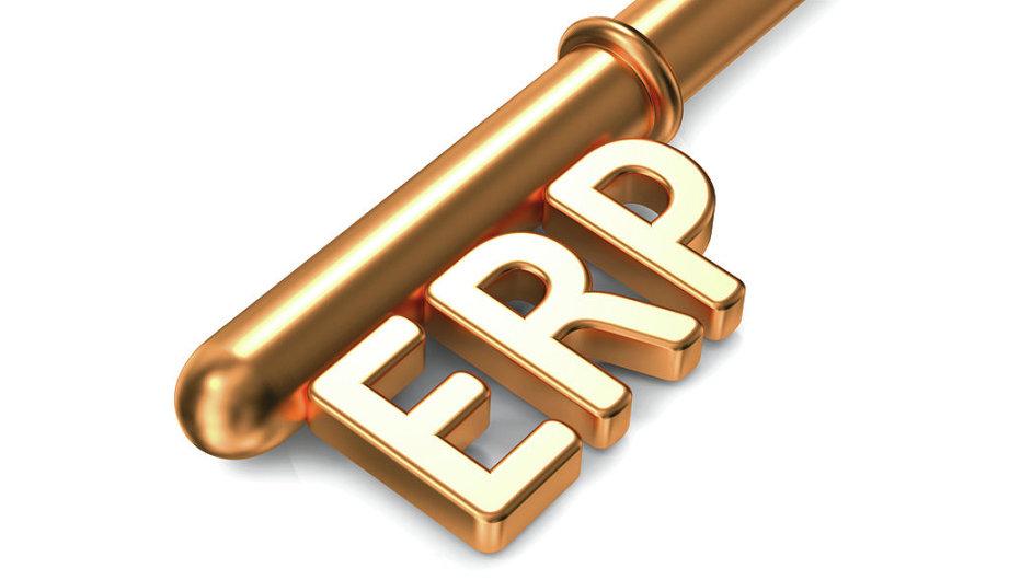 Klíč k výberu ERP – ilustrace