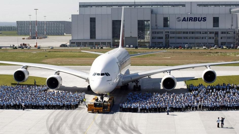Airbus přešlapuje před cílem