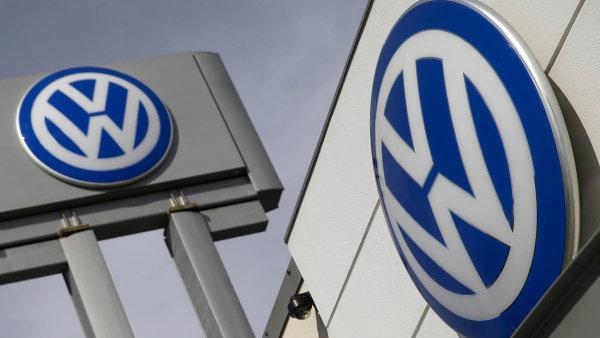 Volkswagen �el� civiln� �alob� - Ilustra�n� foto.