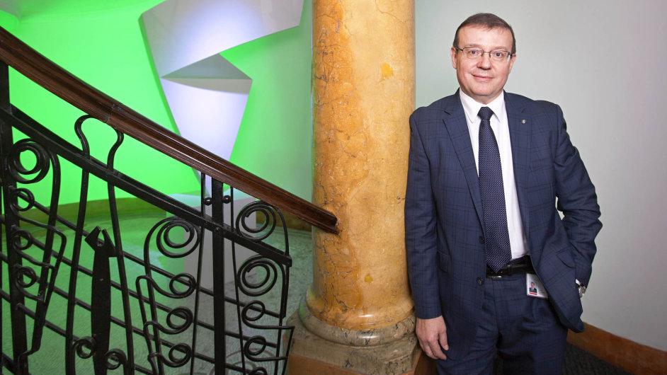 Člen vedení Škody Auto Bohdan Wojnar.