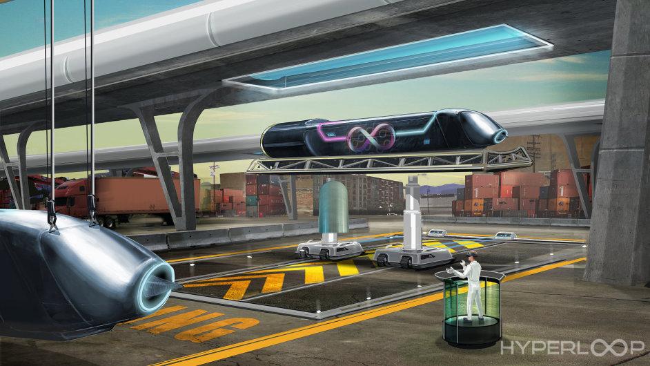 Hyperloop (koncept)