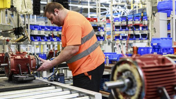 Český zpracovatelský průmysl v lednu rostl už třetí měsíc v řadě – ilustrační foto.