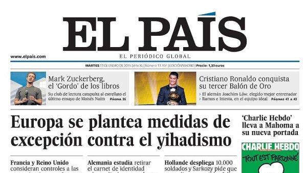 Deník El País