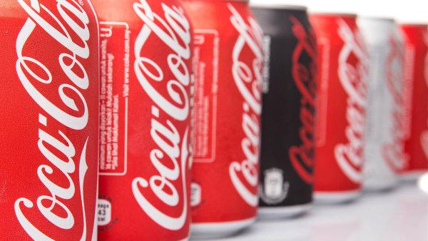 Coca-Cola, která je největším výrobcem perlivých nápojů na světě, nyní modernizuje své aktivity - Ilustrační foto.