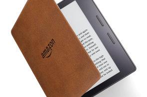 Kindle Oasis jde proti proudu, sází na luxus