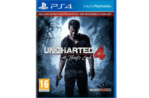 Fenomenální Uncharted 4: Thieve's End