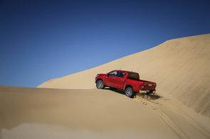 Namibie: Kde si i schopný offroad sáhne na dno