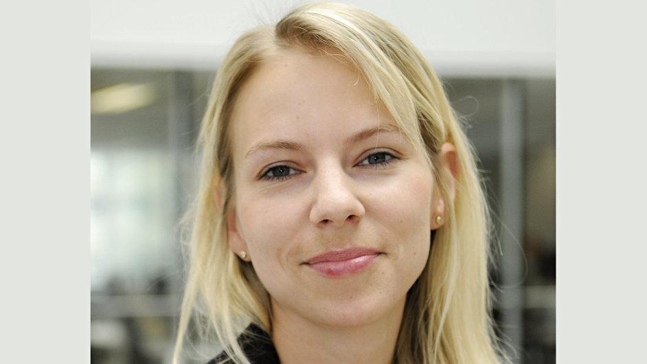 Veronika Střížová, advokátka mezinárodní advokátní kanceláře PwC Legal