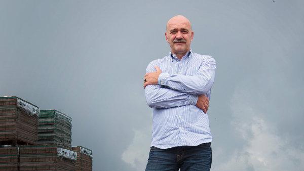 V Londýně se zakladatel a majitel firmy Best Tomáš Březina válel smíchy.