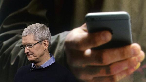 Nový iPhone prý bude bez čtečky otisků - Ilustrační foto.