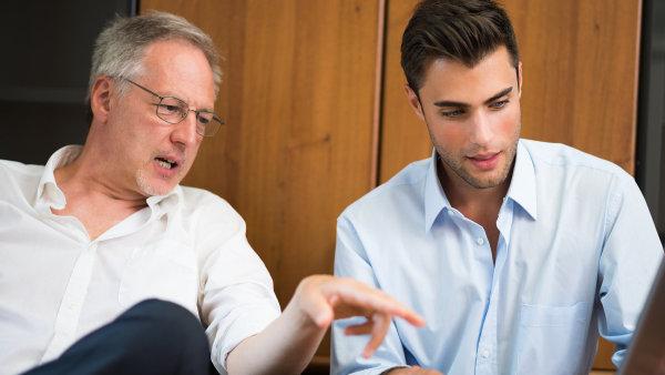 Mezigenerační předání podle statistik ustojí jedna ze tří rodinných firem po celém světě - Ilustrační foto.
