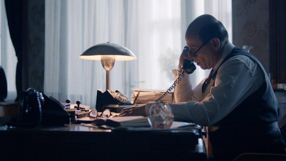 Do distribuce film Masaryk vstoupí teprve 9. března. Velmi pravděpodobně už tou dobou na kontě bude mít některé ceny Český lev.